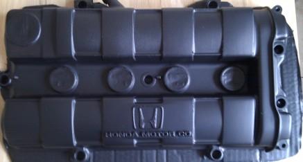 Honda CRX ED9 (D16Z5): fertig lackiert