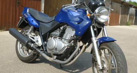 Honda CB500 (PC26) 48 PS, 30.000 KM