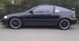 Honda CRX ED9 (D16Z5): ATS Alufelgen