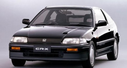 Honda CRX ED9 (D16Z5): Original by Honda